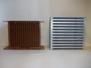 COPPER VS ALUMINUM HEAVY DUTY TRUCK RADIATORS