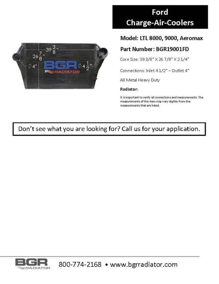 model LTL 8000, 9000 aeromax