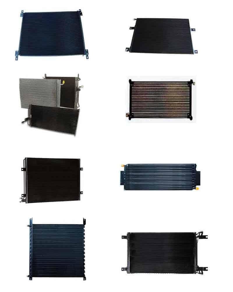 Truck AC Condensers